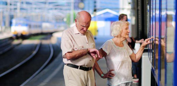 Accessing seniors fares in NSW