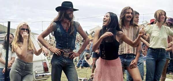 Remembering Sunbury Rock Festival