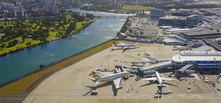 Aussie airports under threat