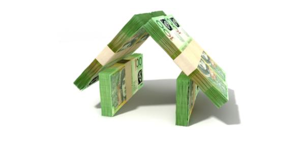 House built out of Australia money