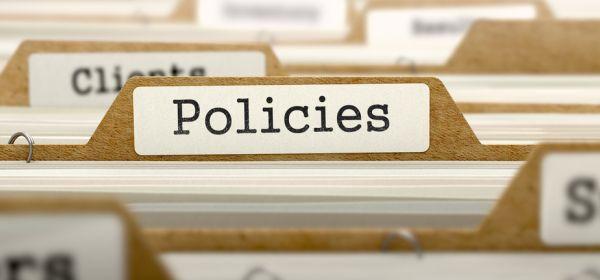 Coalition policies 2016