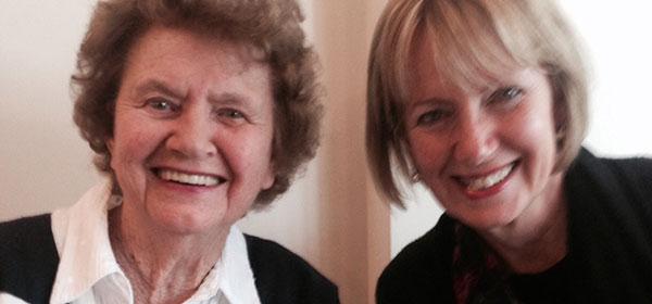Happy 90th birthday Betty!